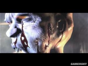 Diablo break the Dark Wanderer body