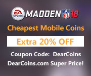 Madden Mobile Coins - DearCoins.Com